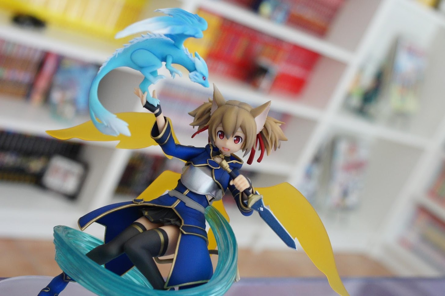 Sword Art Online Silica Funny Knights Figur