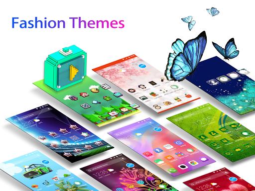 APUS Launcher - Theme, Wallpaper, Hide Apps 3.10.9 screenshots 1