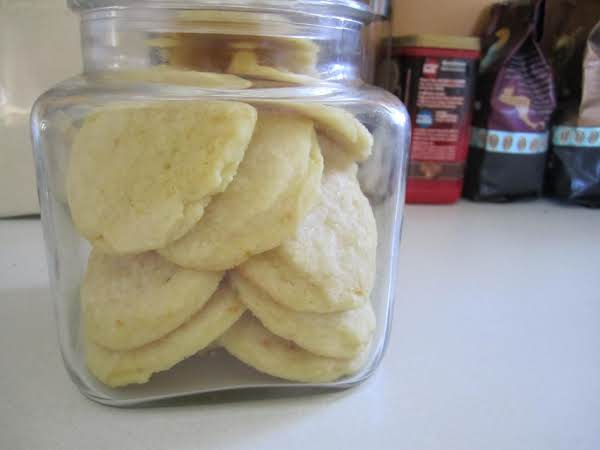 Margarita Cookies Recipe