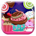 Delightful Sweet Cupcakes Theme icon