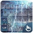 Live 3D Thunder Storm Night Keyboard Theme