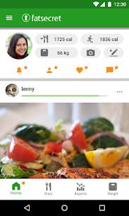 Calorie Counter by FatSecret – Android Mod + APK + Data 1