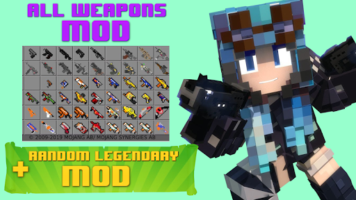 All weapons mod  screenshots 3