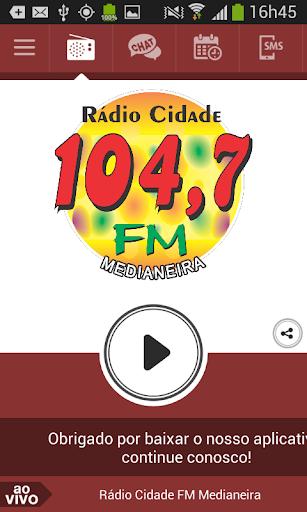Rádio Cidade FM Medianeira