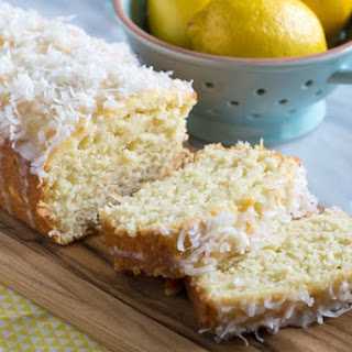 Lemon Coconut Quick Bread