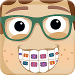 Dental Brace Booth Icon