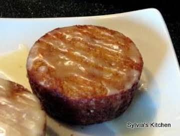 Fresh Orange Muffins Recipe