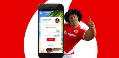 My Vodafone (Fiji) - Free Android app   AppBrain