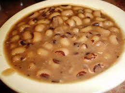 Hog Jowl And Black Eyed Peas