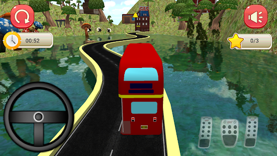 Bus Simulator Racing- screenshot thumbnail