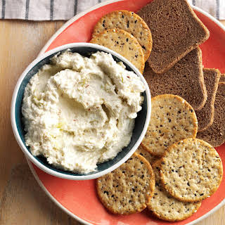 Three-Cheese Pepperoncini Spread.