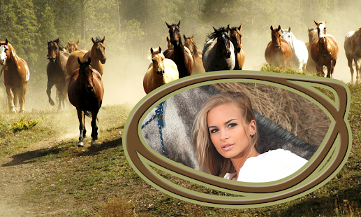 Marcos de fotos de caballos - Aplicaciones en Google Play