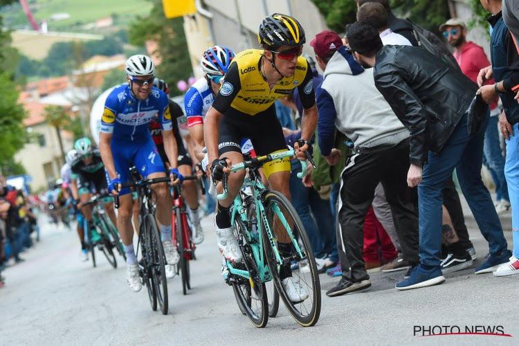 OFFICIEEL: Nummer 8 van de Giro en klimtalent Tolhoek verlengen contract bij LottoNL-Jumbo