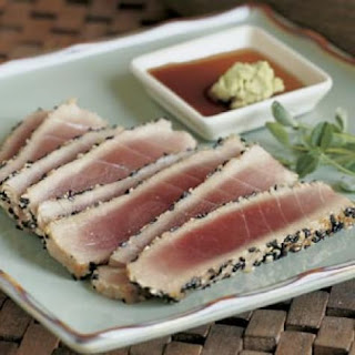 Fresh Yellowfin Tuna Recipes.