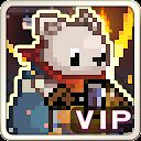 Warriors' Market Mayhem VIP : Offline Retro RPG app thumbnail