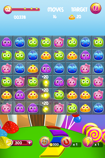Cute Jelly Monsters