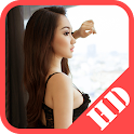 Sexy Girl Wallpapers QHD icon