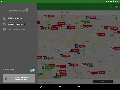 App CNG, LPG, LNG & Electric World's Stations APK for Windows Phone