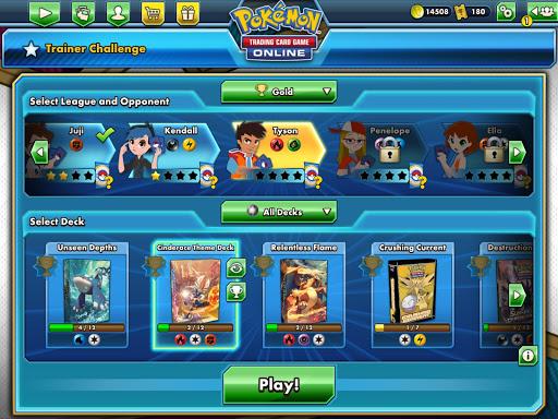 Poku00e9mon TCG Online 2.70.0 screenshots 10