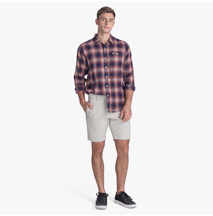 Dockers Modern chino short wet sand
