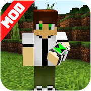 Mod Ben Alien For Minecraft PE