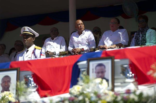Haitian President Tightens Grip as Scandal Engulfs Circle of Friends-Added COMMENTARY By Haitian-Truth