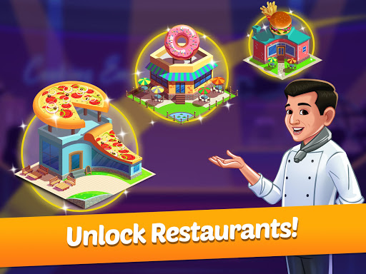Cooking Empire With Chef Sanjeev Kapoor apkpoly screenshots 11