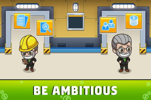 Idle Factory Tycoon: Cash Manager Empire Simulator screenshot 5