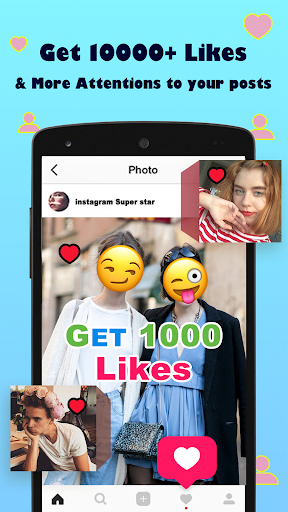 Real Followers Boom - Boost Followers, Likes app (apk) free download for Android/PC/Windows screenshot
