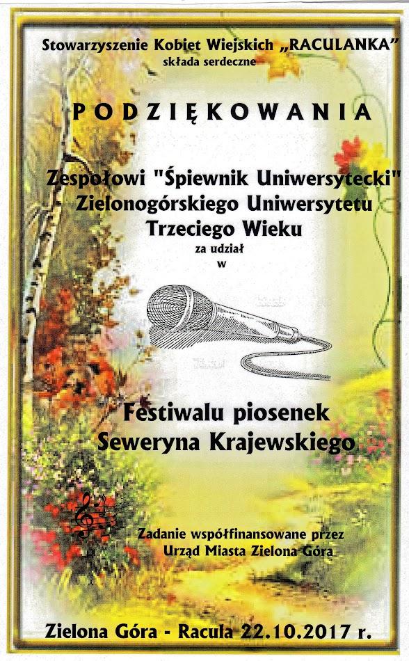 Kompozycje Seweryna Krajewskiego