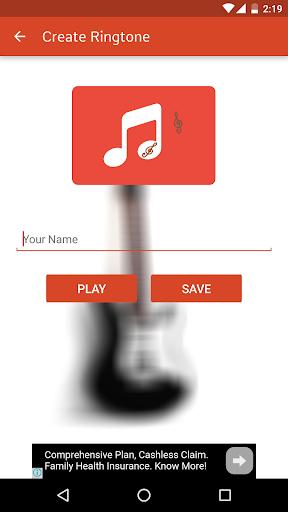 free name ringtone maker online mp3