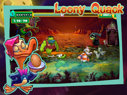 Loony Quack: Super Eggs- screenshot thumbnail