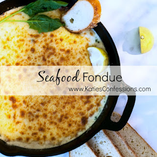 Seafood Fondue Recipes