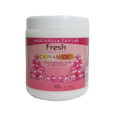 Baño De Crema Fresh Tropical Ceramides 500Gr