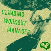 Climbing Workout Manager