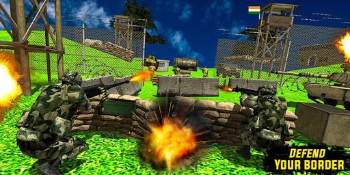 Code Triche Indo-Pak Ceasefire : IGI Combat Mission WW2 APK MOD screenshots 1
