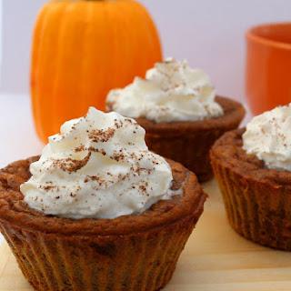 BEST EVER Pumpkin Pie Cupcakes