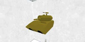 T49みたいな戦車