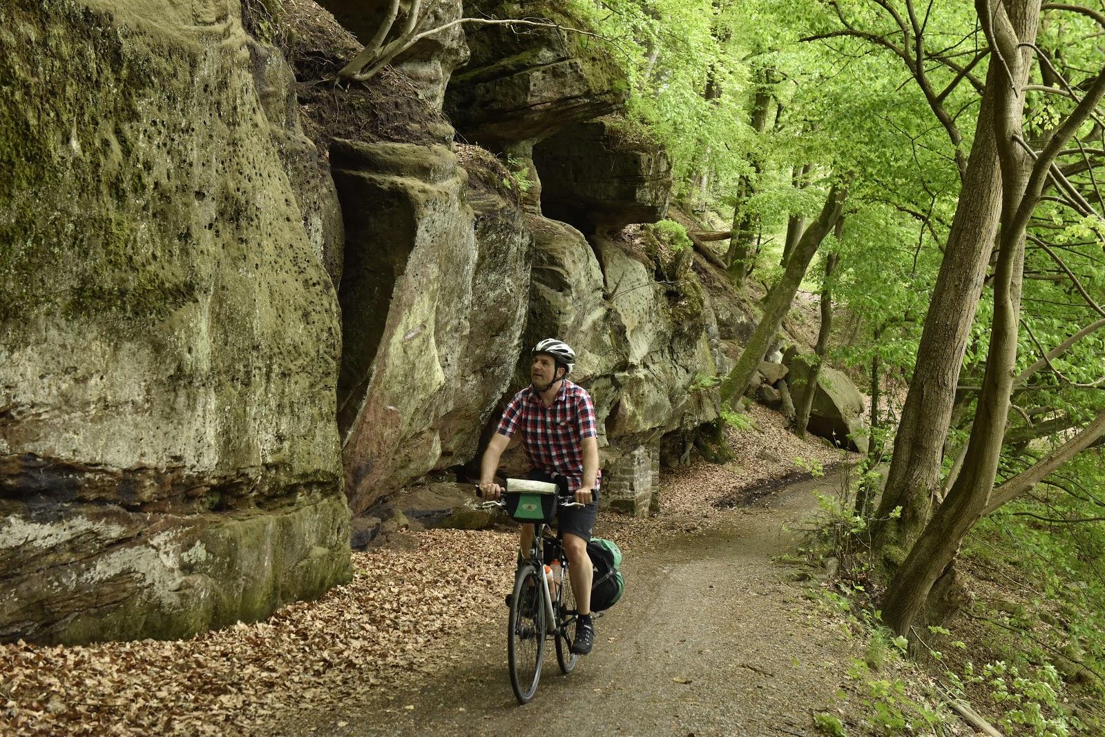 Urlaub im Schwarzwald - der Nagoldtalradweg