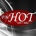 Fm Hot 105.7 Mhz icon