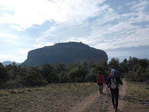 Photo: Vers la Roca del Corb