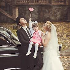 Wedding photographer Aleksey Kharkov (kharkoff). Photo of 25.11.2012