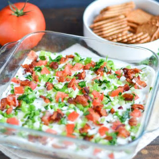 Southern-Style Pimento Cheese Dip.