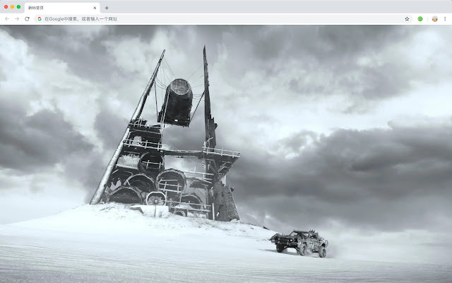Mad Max Movies New Tab HD Wallpapers Themes
