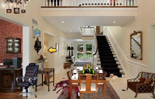 Locked Luxury Home Escape