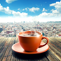 Coffee Cup Live Wallpapers icon