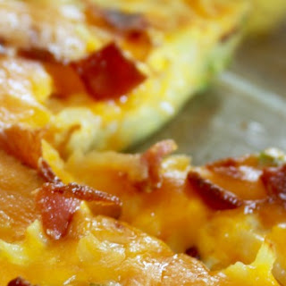 Weekend Breakfast Casserole