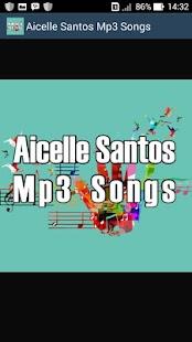 Aicelle Santos Mp3 Songs - náhled