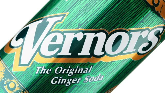 Logo for Vernors Ginger Ale