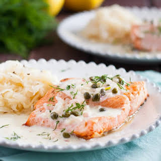 Alsatian Salmon.